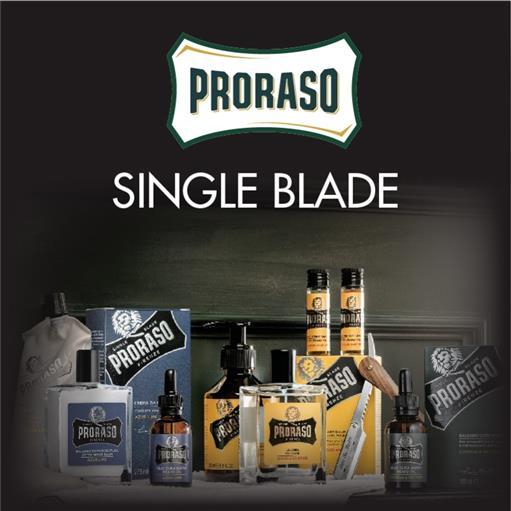 SINGLE BLADE BY PRORASO