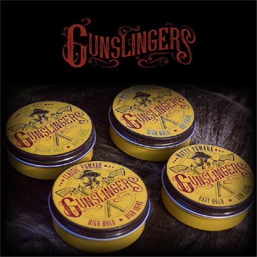 6.GUNSLINGERS
