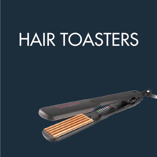 HAIR TOASTERS