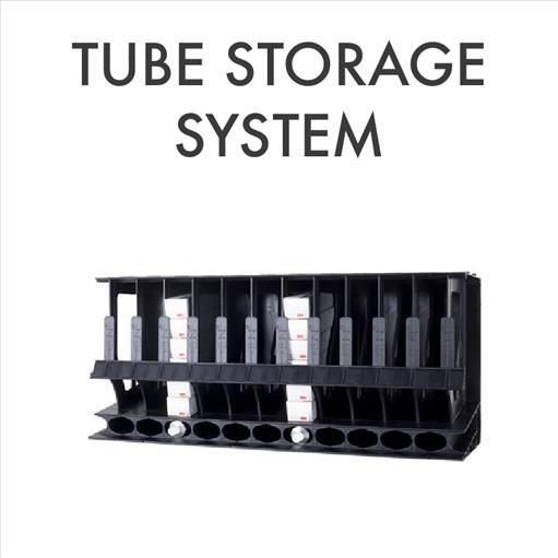 TUBE STORAGE SYSTEM
