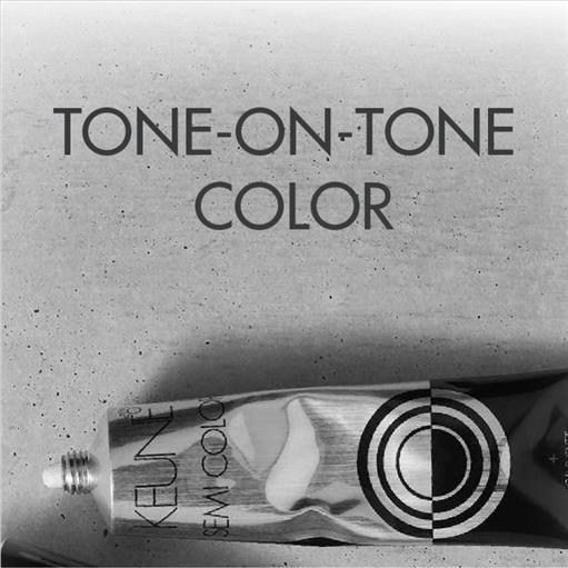 2.TONE-ON-TONE COLOR