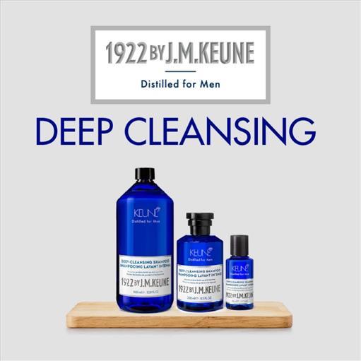 DEEP CLEANSING 1922