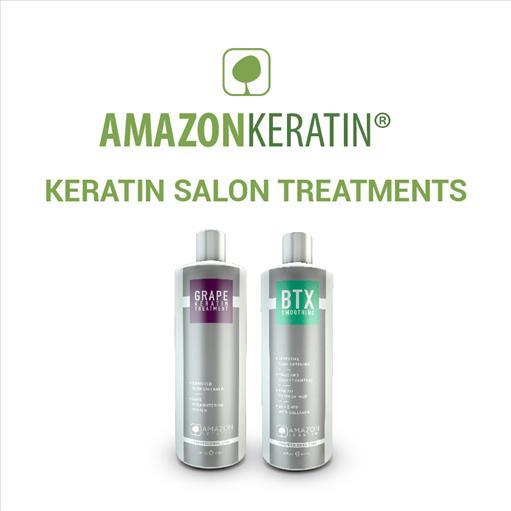 KERATIN SALON TREATMENTS