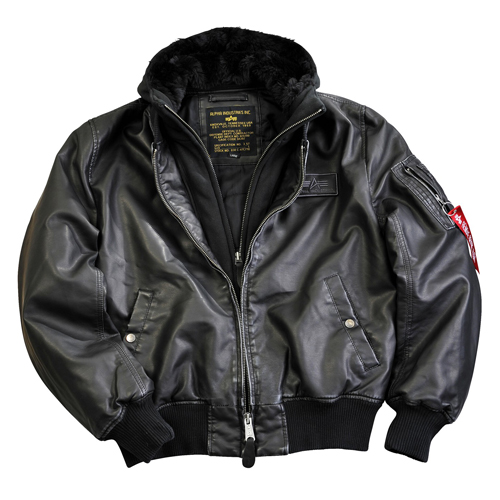 Mens Leather Jackets Alpha Industries Cyprus