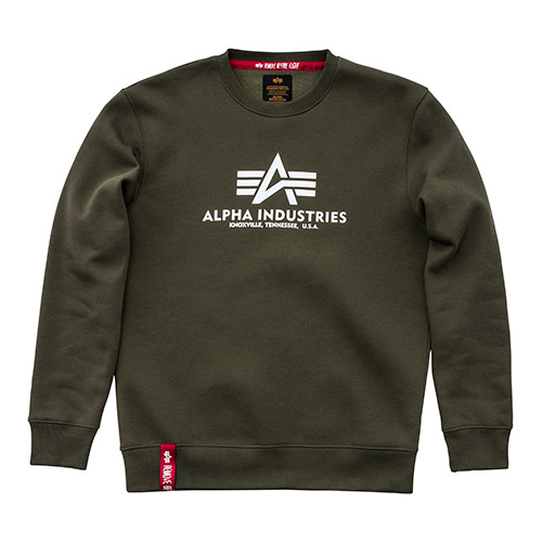 AI BASIC SWEATER