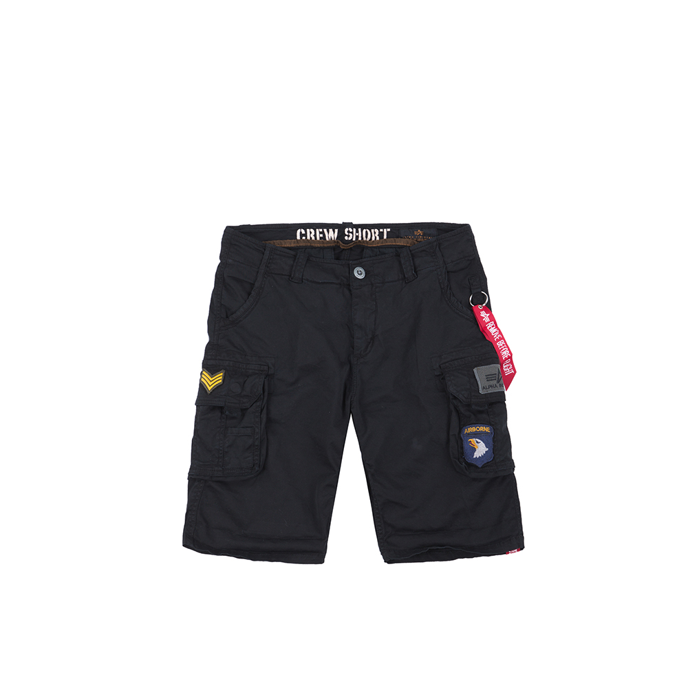 AI CREW SHORT PATCH