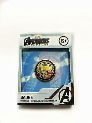 Avenger/'s Endgame Enamel Pin 2-pack