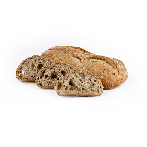 HIGH-FIBER QUINOA BREAD 400gr