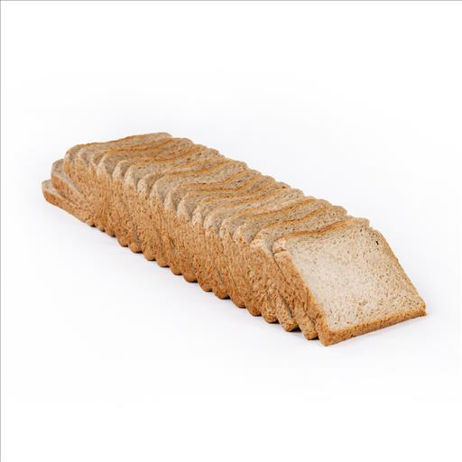 SOFT THICK SLICED WHOLEMEAL BREAD 890gr