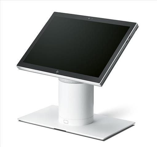HP POS SYSTEM ELITE WHITE STANDARD 4GB/WIN10/PRINTER